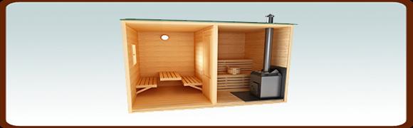 Раздел (отделка бань и саун под ключ)